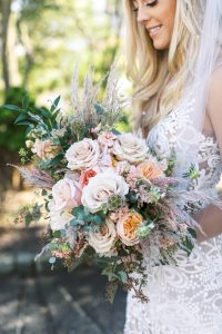 MagdalenaStudios OneAtlantic JessicaChris 378 200x300 - Wedding Bouquet and Wedding Flower Trends