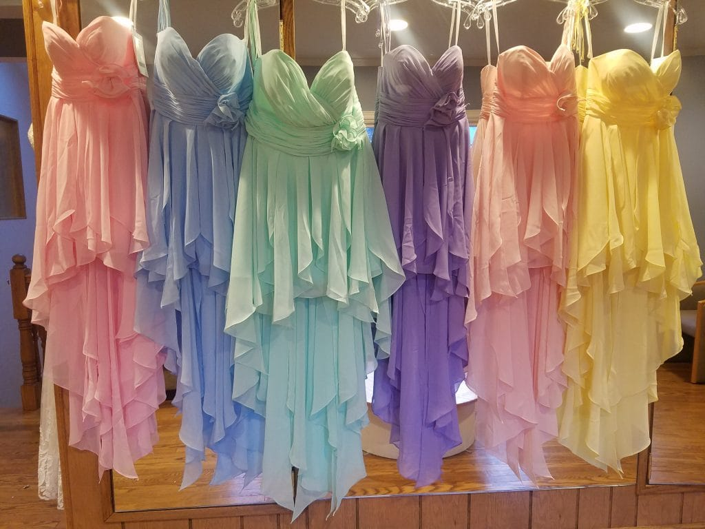 Bridesmaid Dresses 1024x768 - Details and Decoration