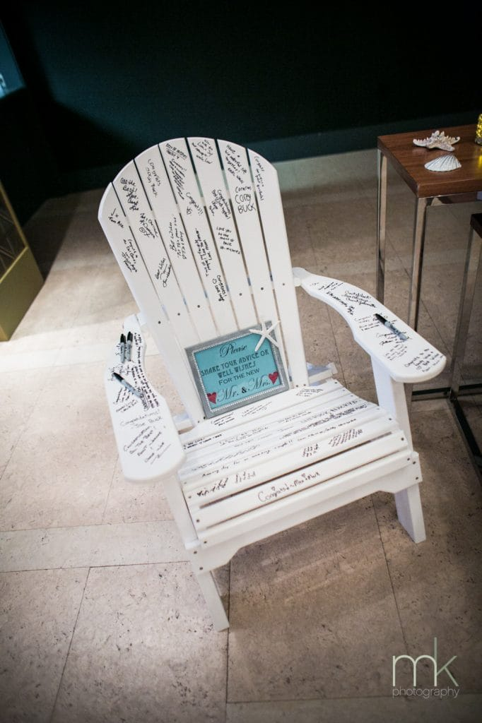Guest Book Adirondak Beach Chair 682x1024 - Details and Decoration