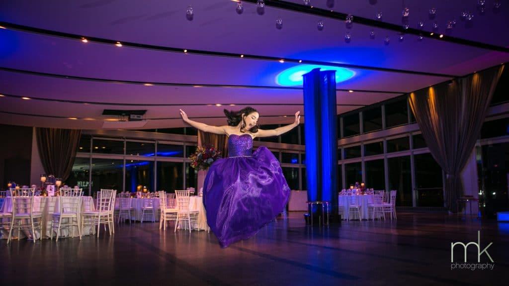 Mayla Jumping for joy 1 1024x575 - Mitzvah