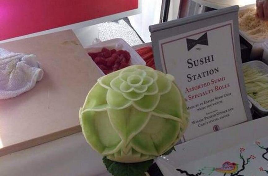 130 - Sushi at One Atlantic