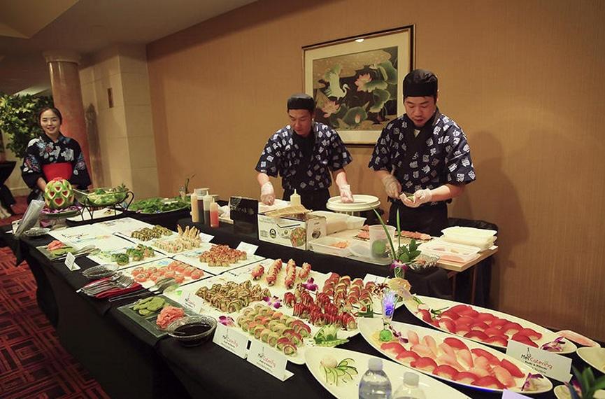 135 - Sushi at One Atlantic