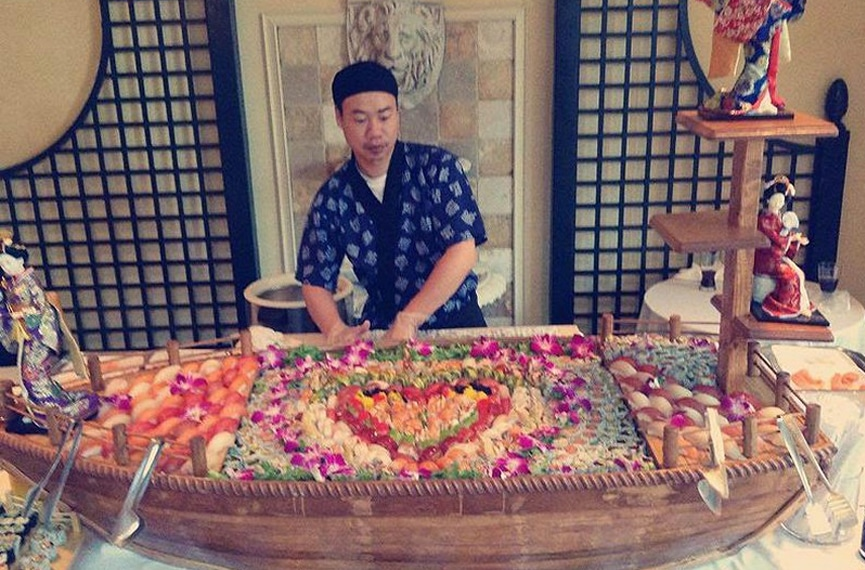 137 - Sushi at One Atlantic