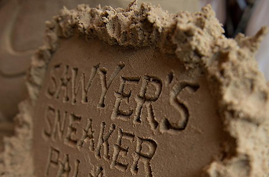 150 - Matt Deibert Sand Sculptures
