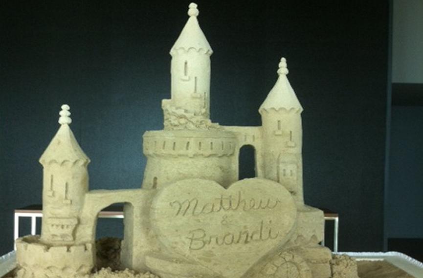 154 - Matt Deibert Sand Sculptures
