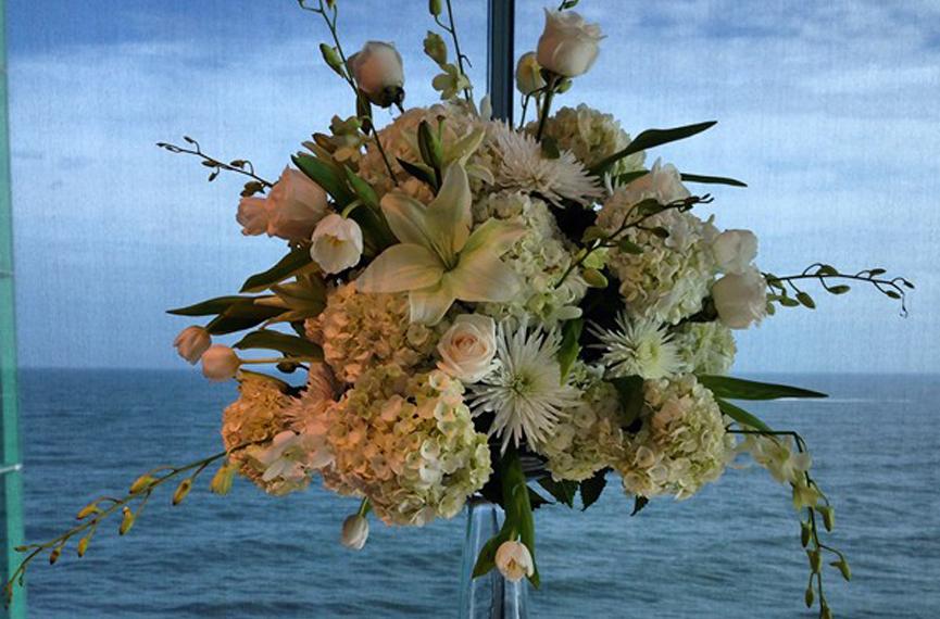 589 - Atlantic City Flower Shop