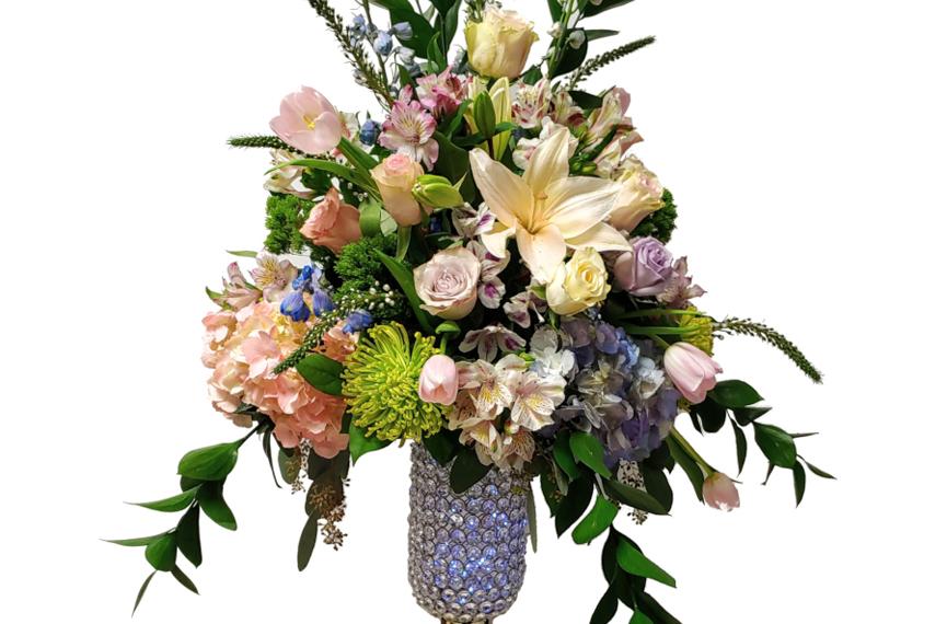 601 - Atlantic City Flower Shop