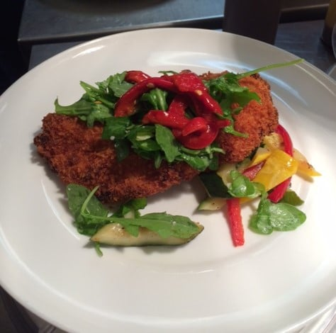 Chicken Milanese - Entrees