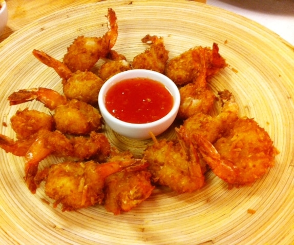 Coconut Fried Shrimp - Butlered Hors d'oeuvres