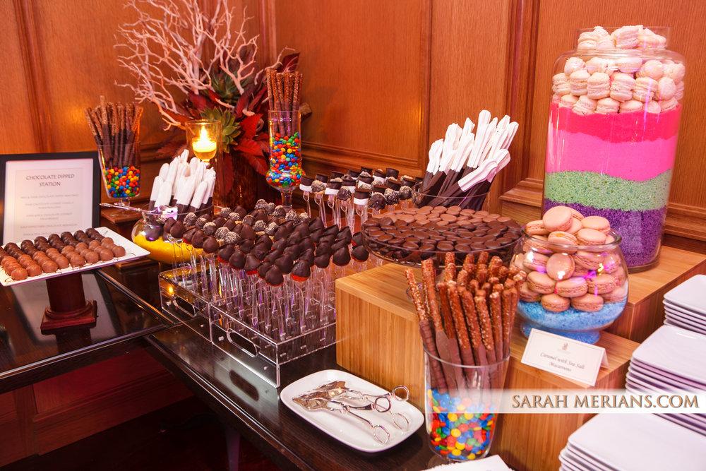 Deborah Larry Chocolate Dipped - Rachael Nicole Events
