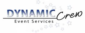 Dynamic Crew Logo - Partners