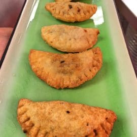Empanadas - Butlered Hors d'oeuvres