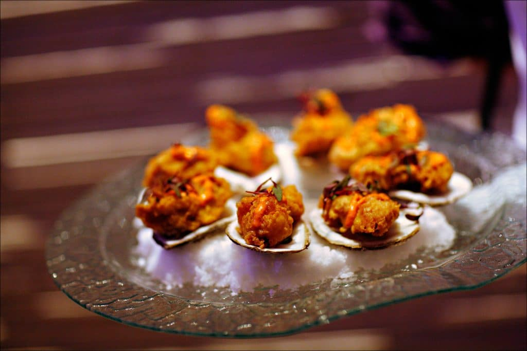 Fried Oysters 1 1024x683 - Butlered Hors d'oeuvres
