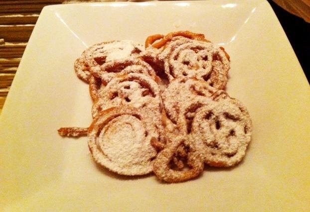 Funnels Cakes - Butlered Desserts