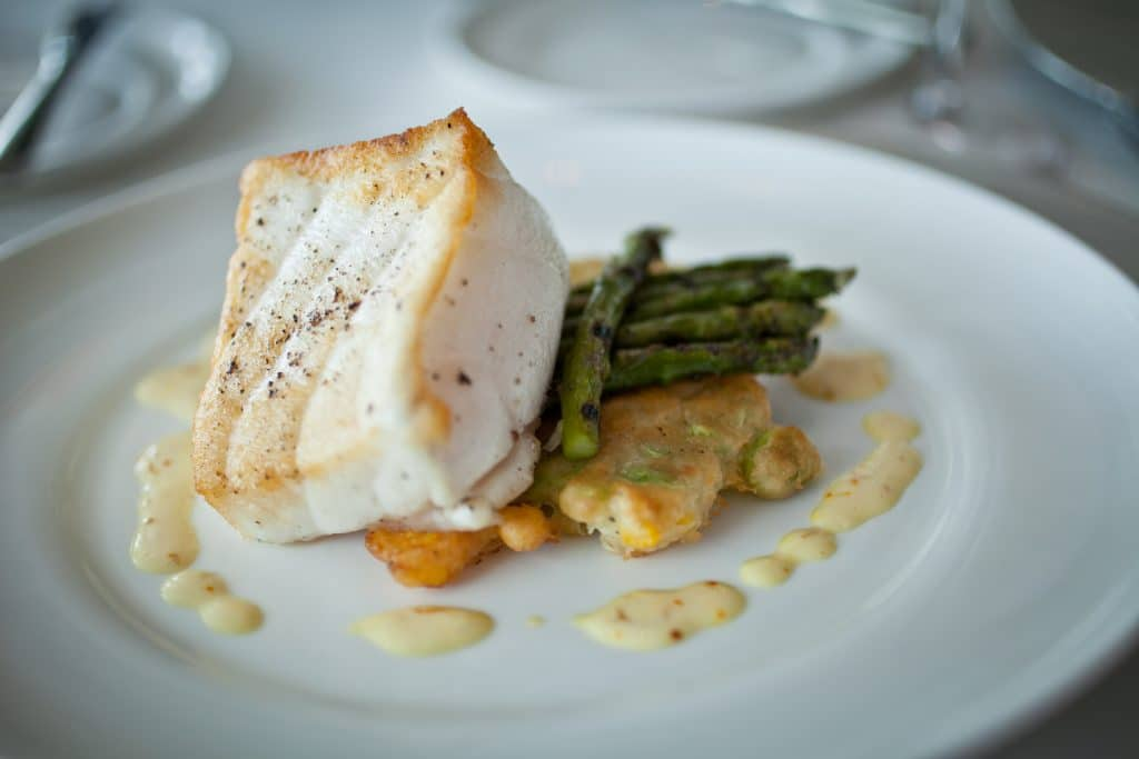 Halibut 1024x683 - Entrees