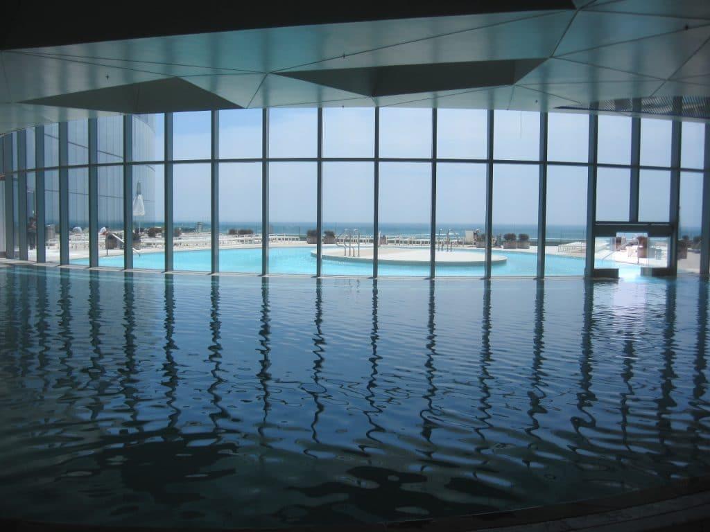 Indoor.outdoor pool side angle 1 1024x768 - Ocean Resort Casino