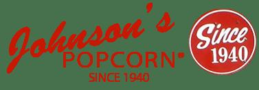 Johnsons popcorn logo - Partners