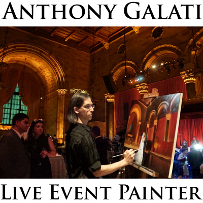 Logo Anthony Galati Live Event Painter - Partners