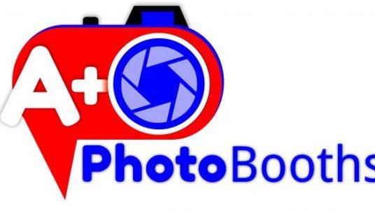 Logo PhotoBooth Clear Background 620x331 1 536x302 - A+ PhotoBooths
