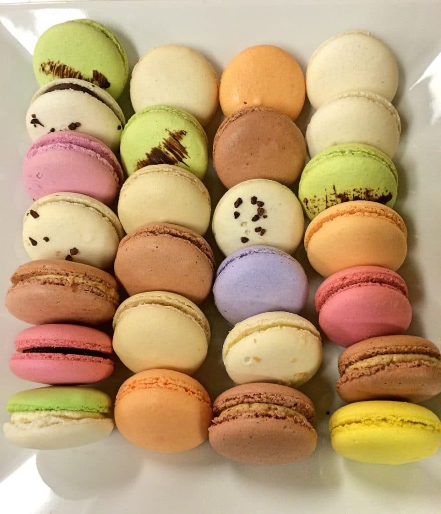 Macaroons 879x1024 - Butlered Desserts