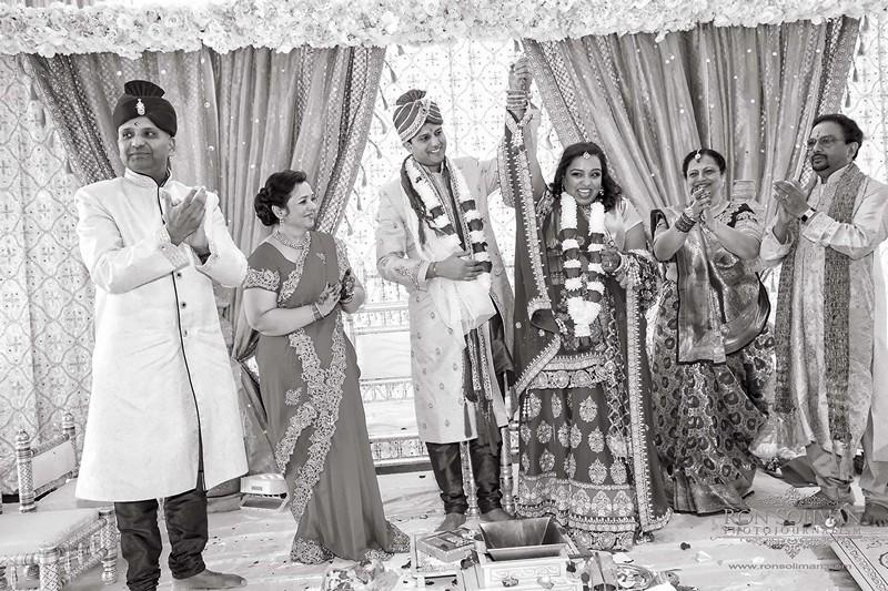 OA WEDDING BY RON SOLIMAN 019 1 - Pallavi & Sooraj
