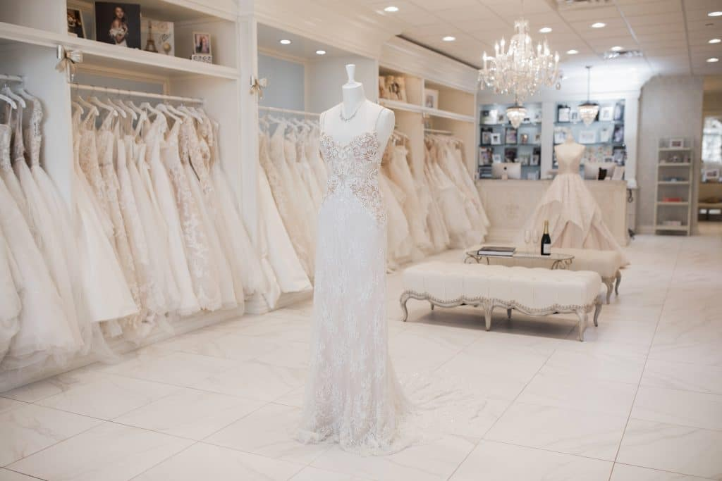 Store Photo 1024x683 - La Belle Mariée Bridal