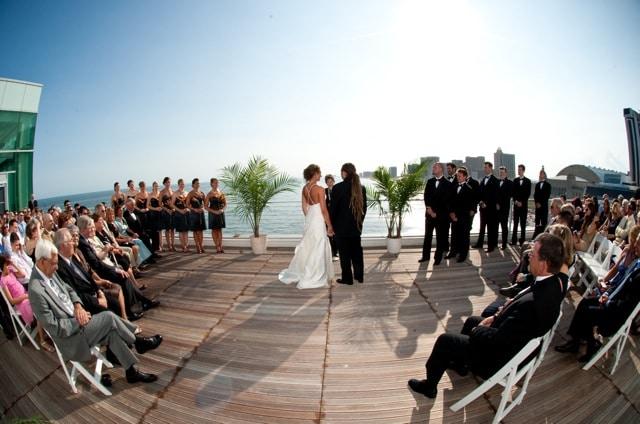 Terrace wedding 5 - Terrace