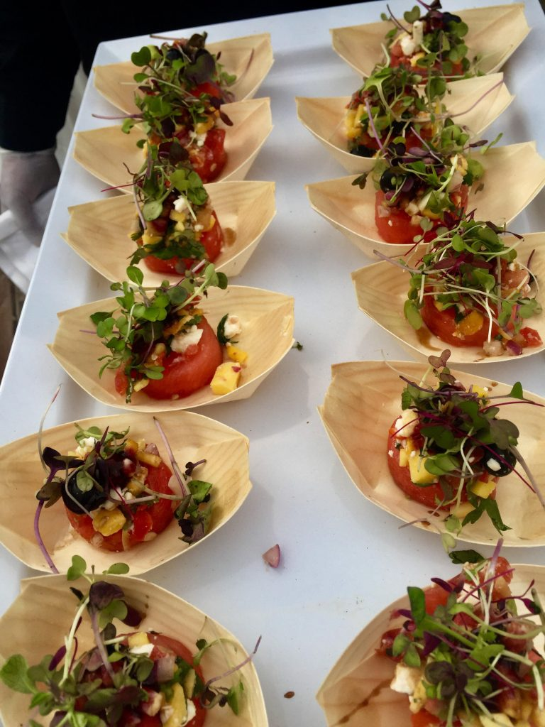 Watermelon Chaat 768x1024 - Mantra Catering