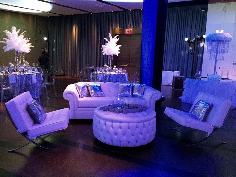 couches - Atlantic Room