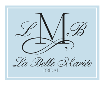 logo intro - La Belle Mariée Bridal
