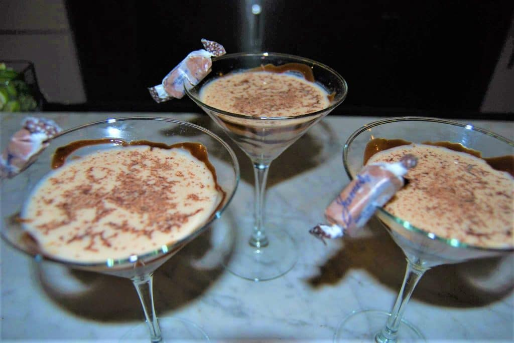 Chocolate Saltwater Taffy tini 1024x685 - Bar & Cocktails