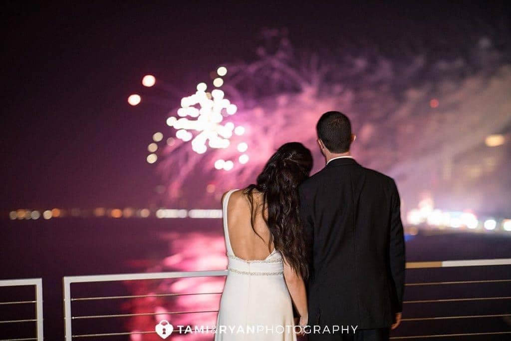 Fireworks - Skyline