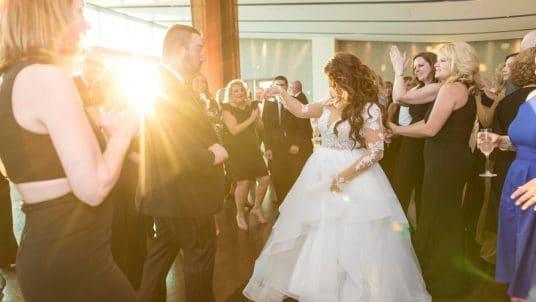 One Atlantic Events Jersey Shore Wedding Photography Carlo Genessa 0167 536x302 - Wedding Reception Fun and Games